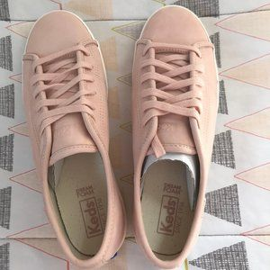 Pink Suedette Keds NWTs